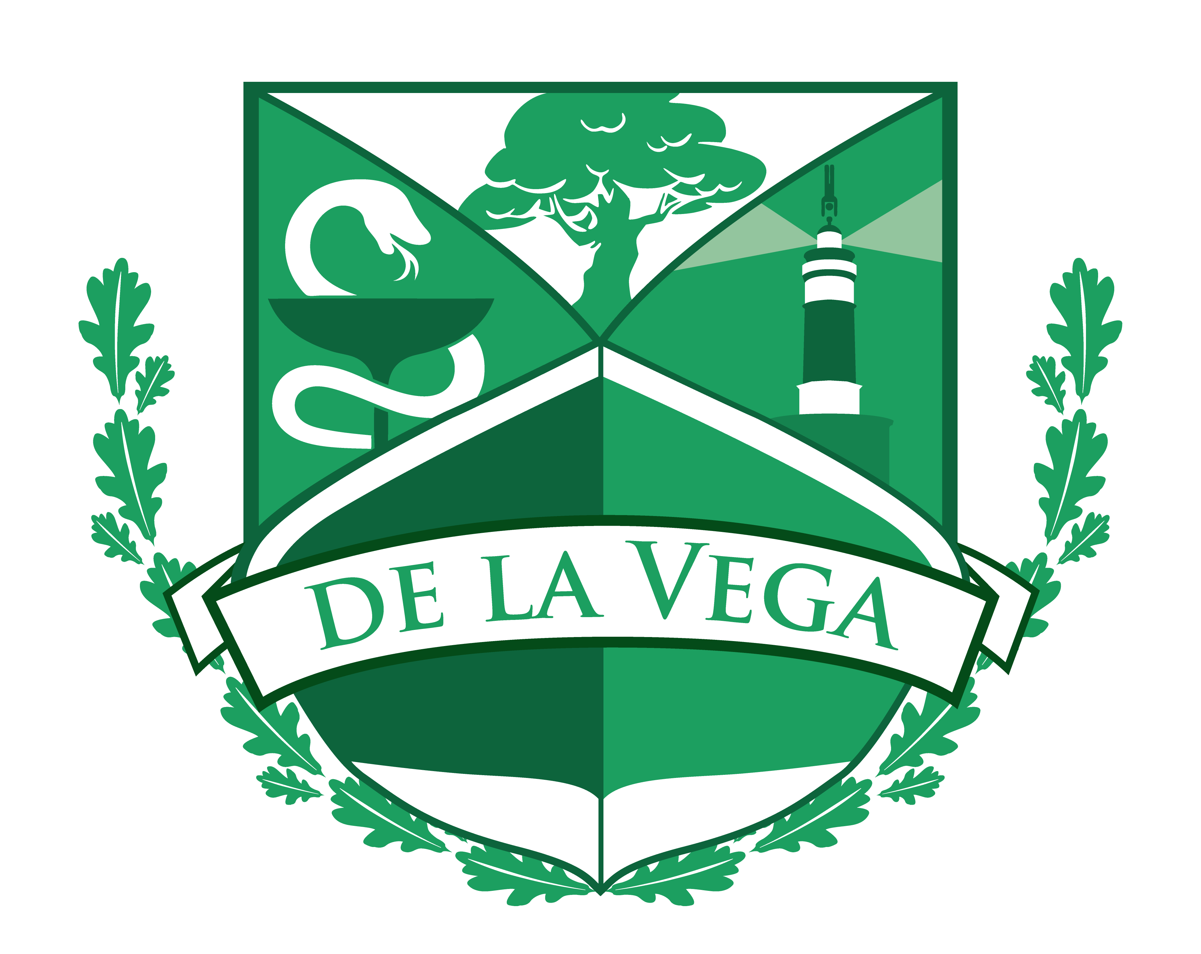 Family de la vega skillshare projects the shape was inspired by the actual heraldic emblem of my family the shield was modified and added a boat in honor of my grandfather who loved them buycottarizona Image collections