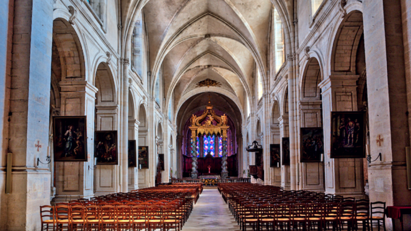 Verdun Cathedral: Basilique-Cathédrale de Notre-Dame