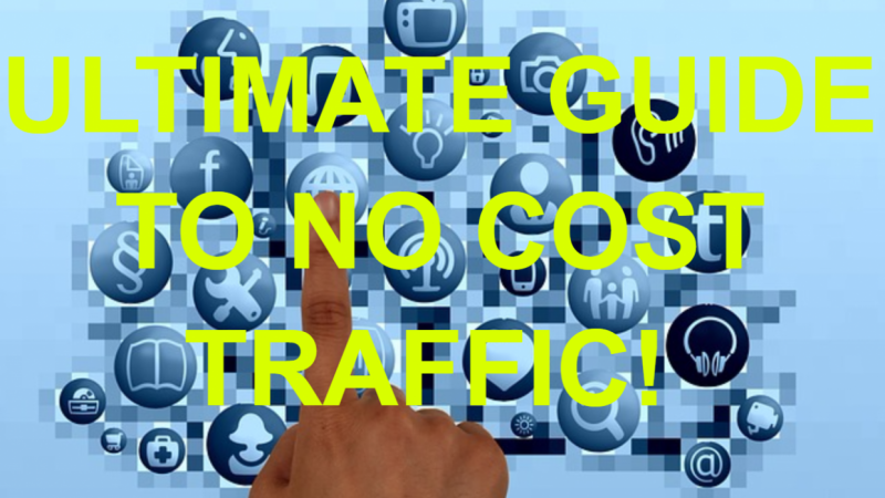 My first class: No cost Traffic! | Skillshare Projects