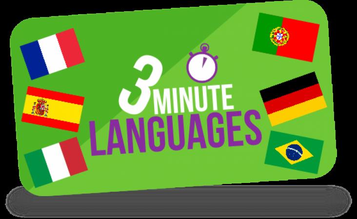 3 Minute Languages