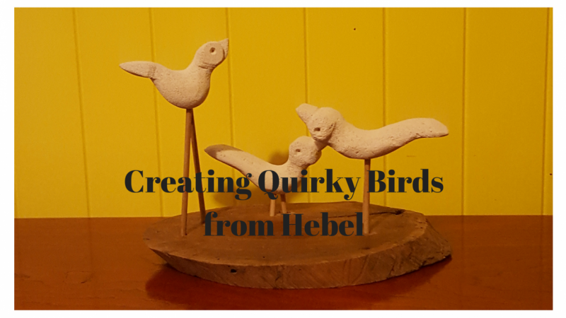 Creating Quirky Birds From Hebel | Skillshare Projects