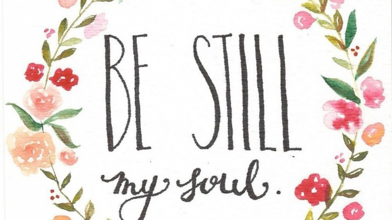 Be Still My Soul Skillshare Projects