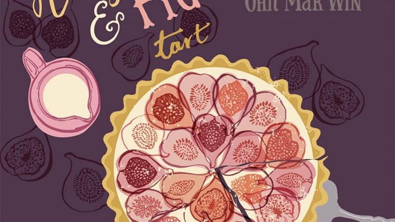 Honey and Fig Tart