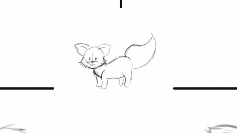 my cute little fox