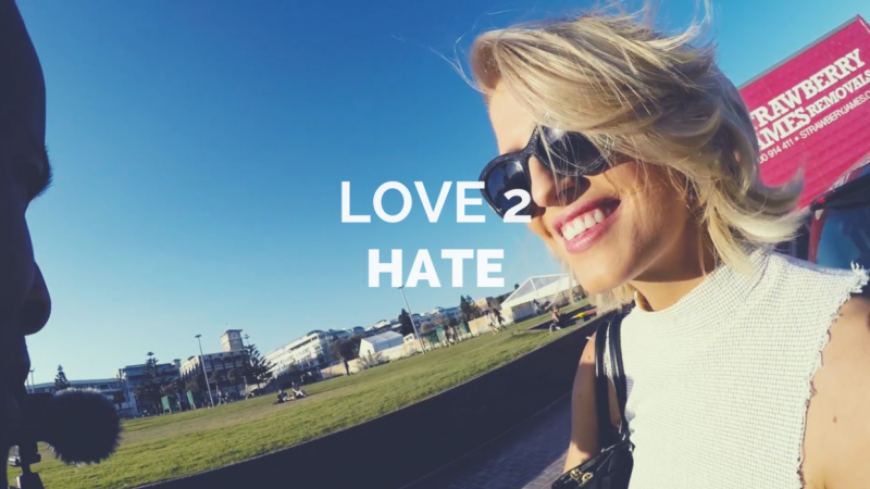"Color Graded: ""more travel things I love to hate"""