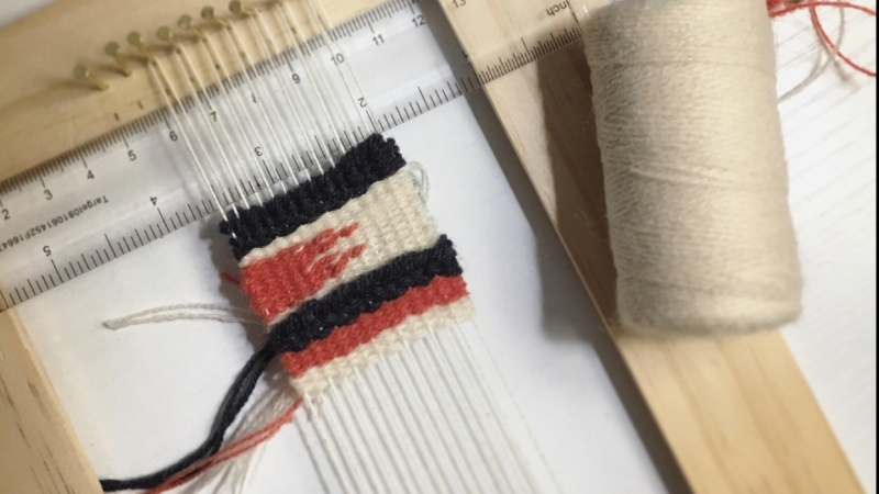 Weaving Small