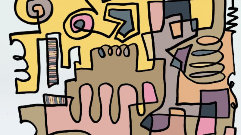 Pastel Doodle
