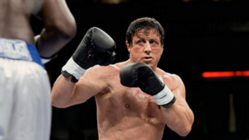 And the winner is....Rocky Balboa!