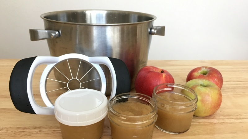 The Teacher's Applesauce