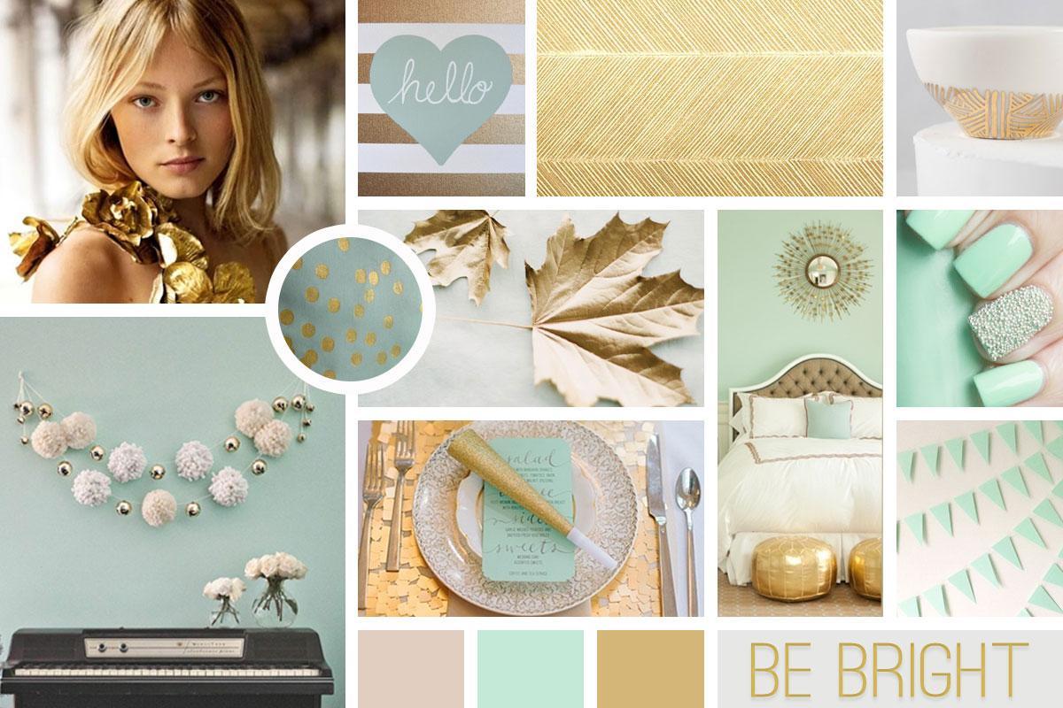 c5e0254b0f4 NYE Mood Board | Skillshare Projects