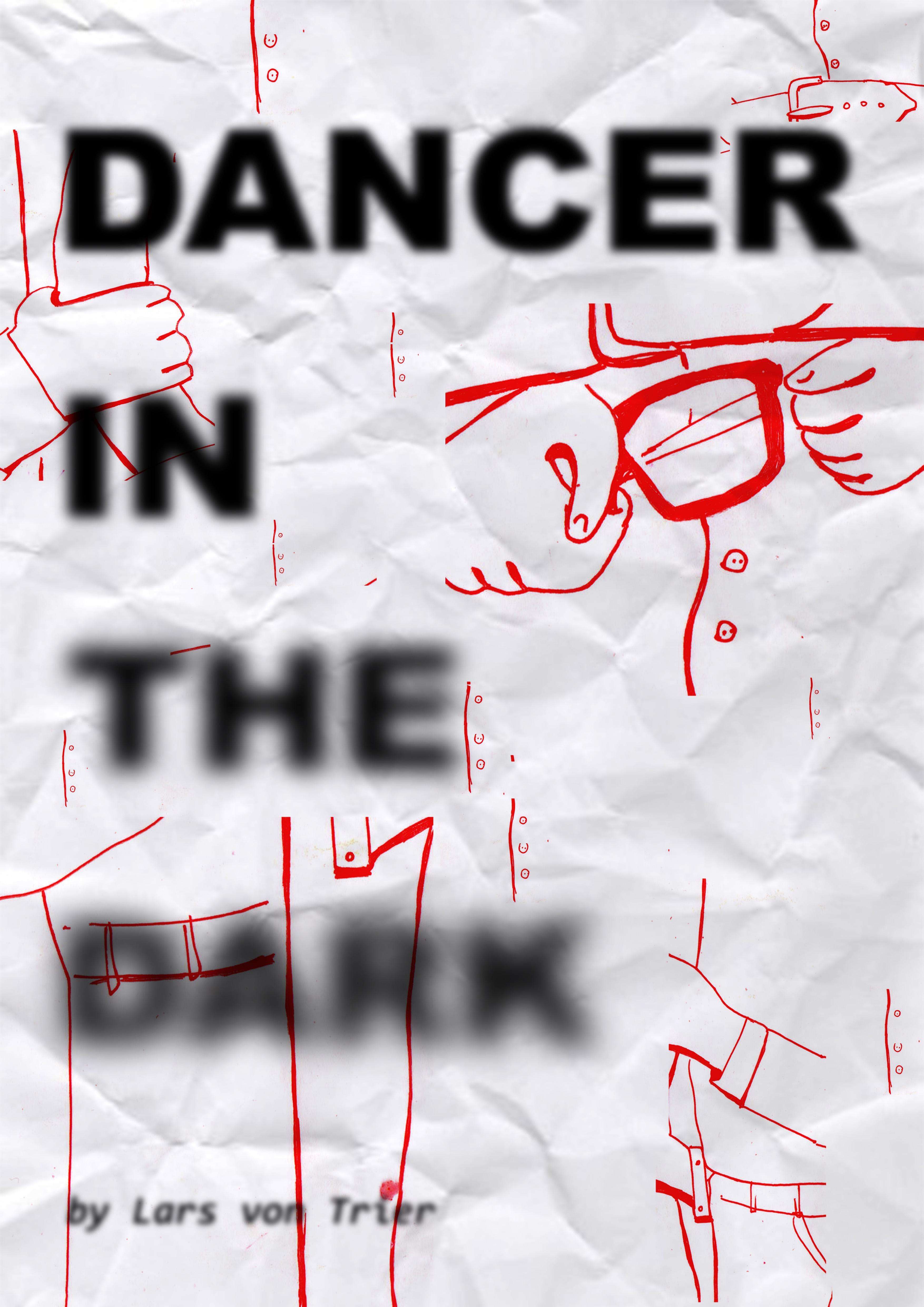 Poster To Dancer In The Dark By Lars Von Trier Skillshare Projects