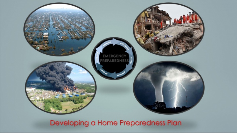 [Updated and LIVE] Emergency Preparation:  How to prepare for an emergency