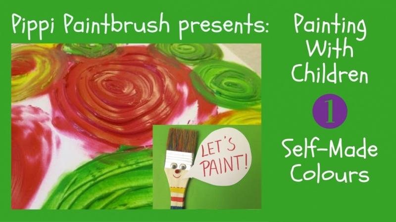 Pippi Paintbrush Channel Challenge