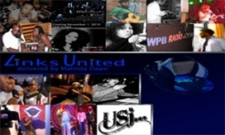 Links United delivered by Malinda Dawn (LUdbMD) and the Artist