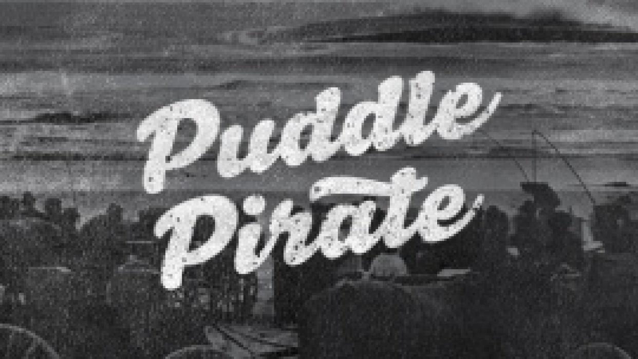 Puddle Pirate Shirt Design Skillshare Projects