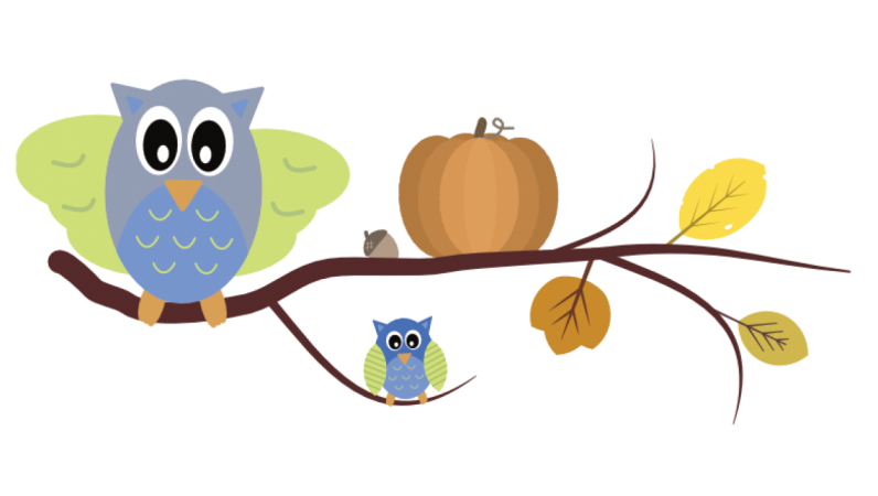Fall Clipart Project