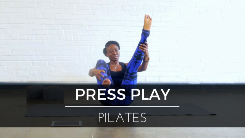 Press Play Pilates for a Strong Core and Better Posture