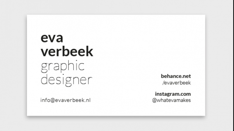 My business card skillshare projects colourmoves