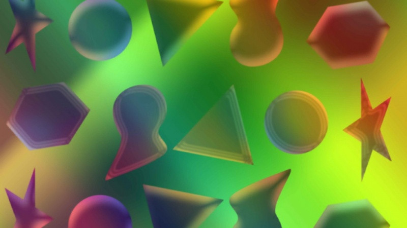 Photoshop Beginner: Learn the Pen Tool with this Abstract Shape