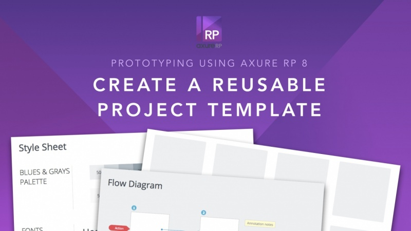 Create a Reusable Project Template with Axure RP | Skillshare Projects