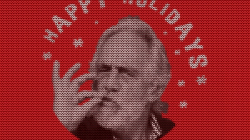 AWESOME TOMMY CHONG HOLIDAY SWEATER! BUY 1 GET 1 FREE ! Only 99,99$!