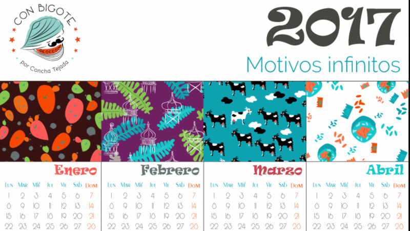 A 2017 Festive Calendar!