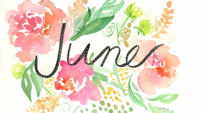 Elegant Watercolor Florals for Family and Friends