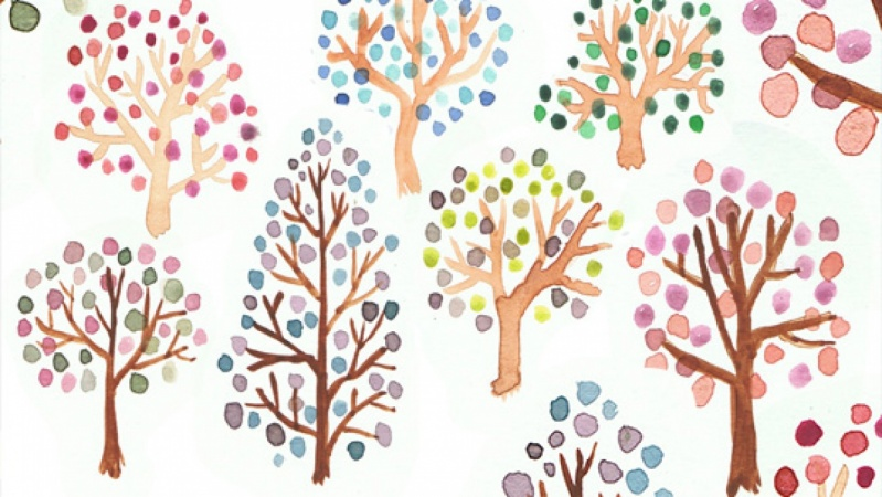 Watercolour story: Explore with colour