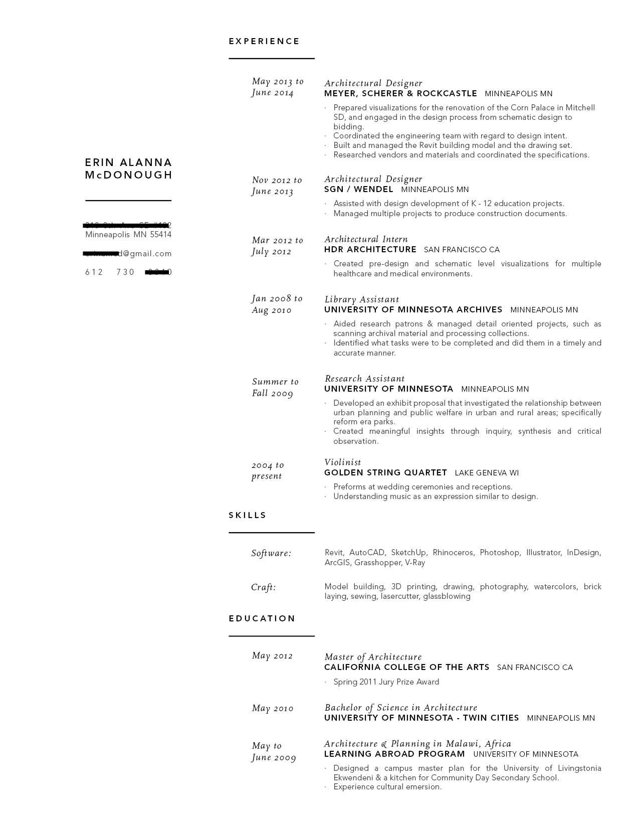 epub resume white space