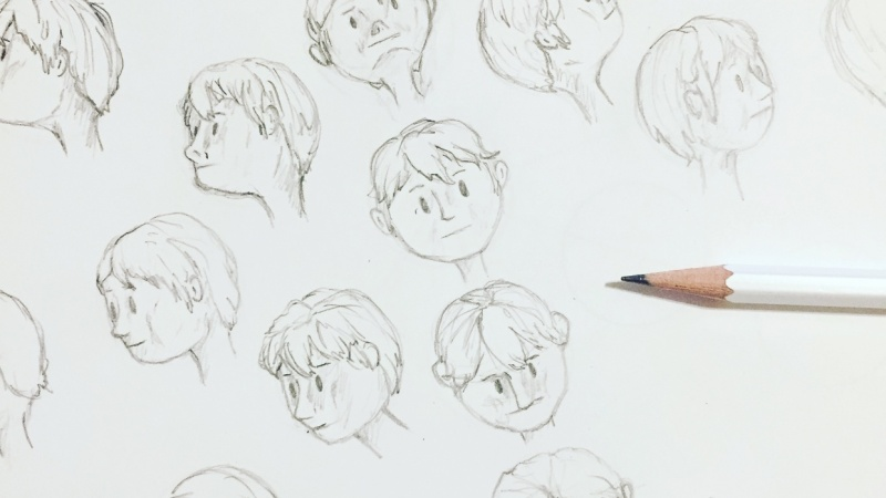 Drawing the Head - Part 3