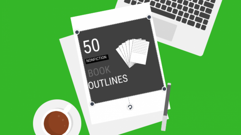 50 Book Outline templates
