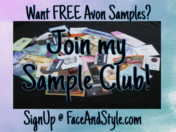Michele's Avon Samples Club  | Skillshare Projects