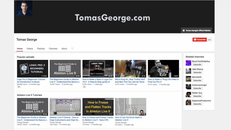 Tomas George - Skillshare
