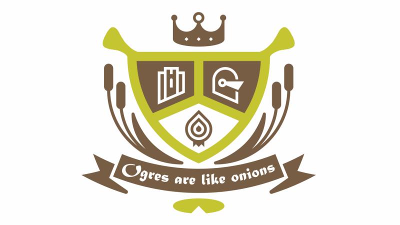 Shrek Family Crest Skillshare Projects