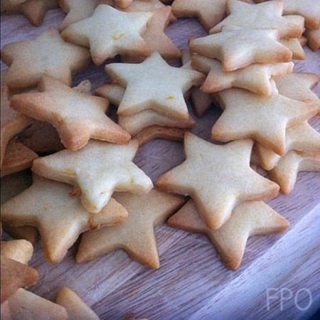 A New Twist on the Old Fashioned Shortbread Cookies