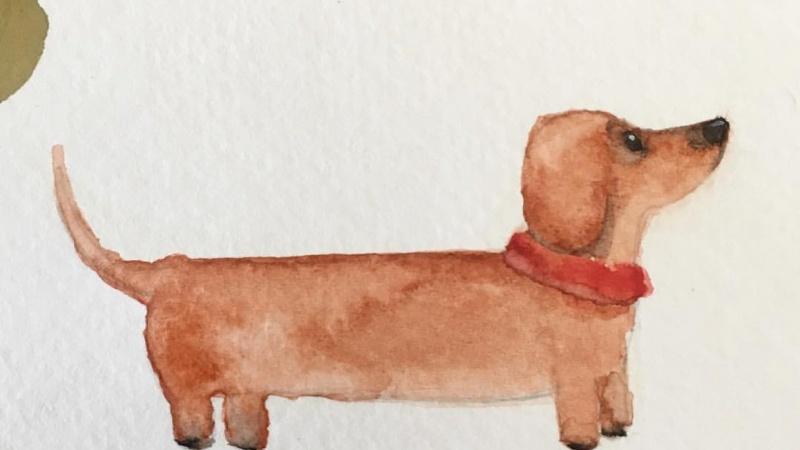 Re-Intro into Watercolor
