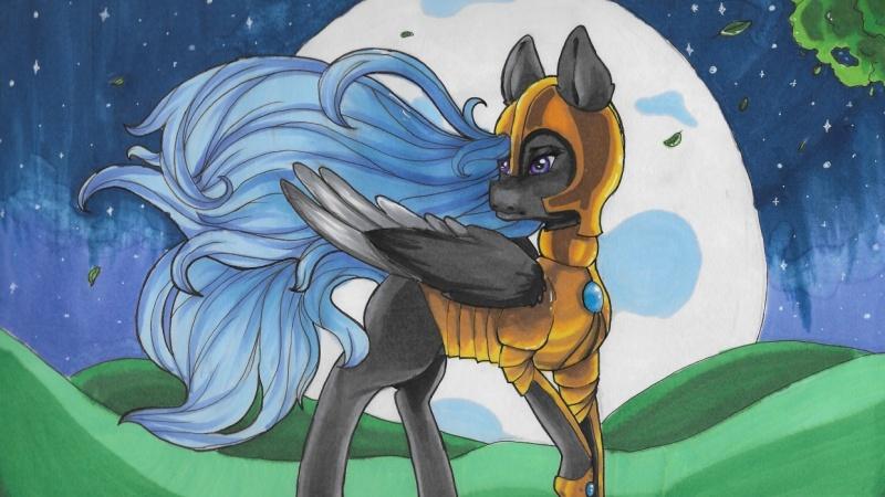 Pony Redraw: Enhanced!