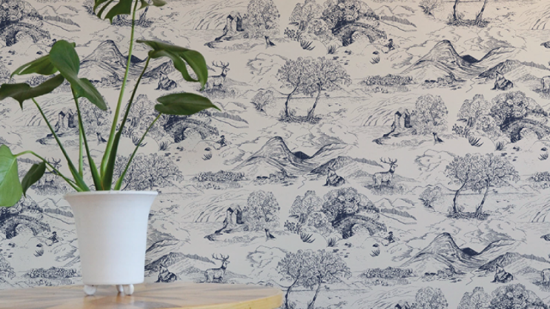 Project example: Toile de Scotia
