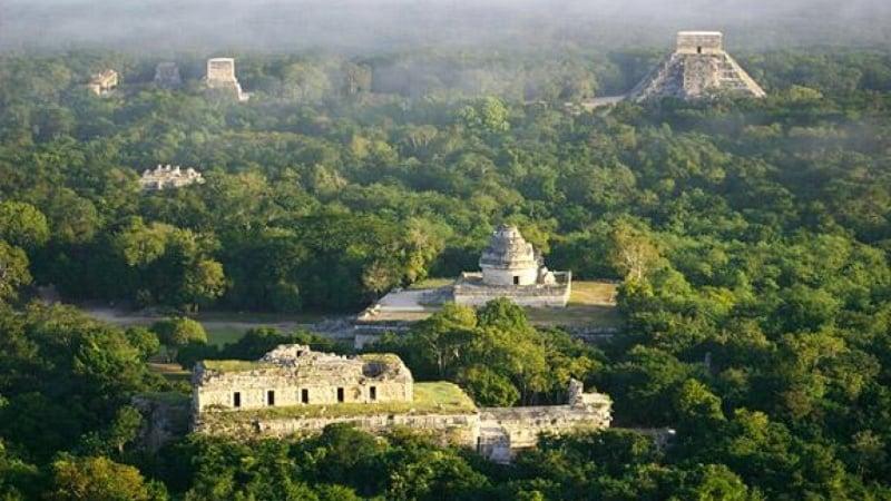 Toile Maya