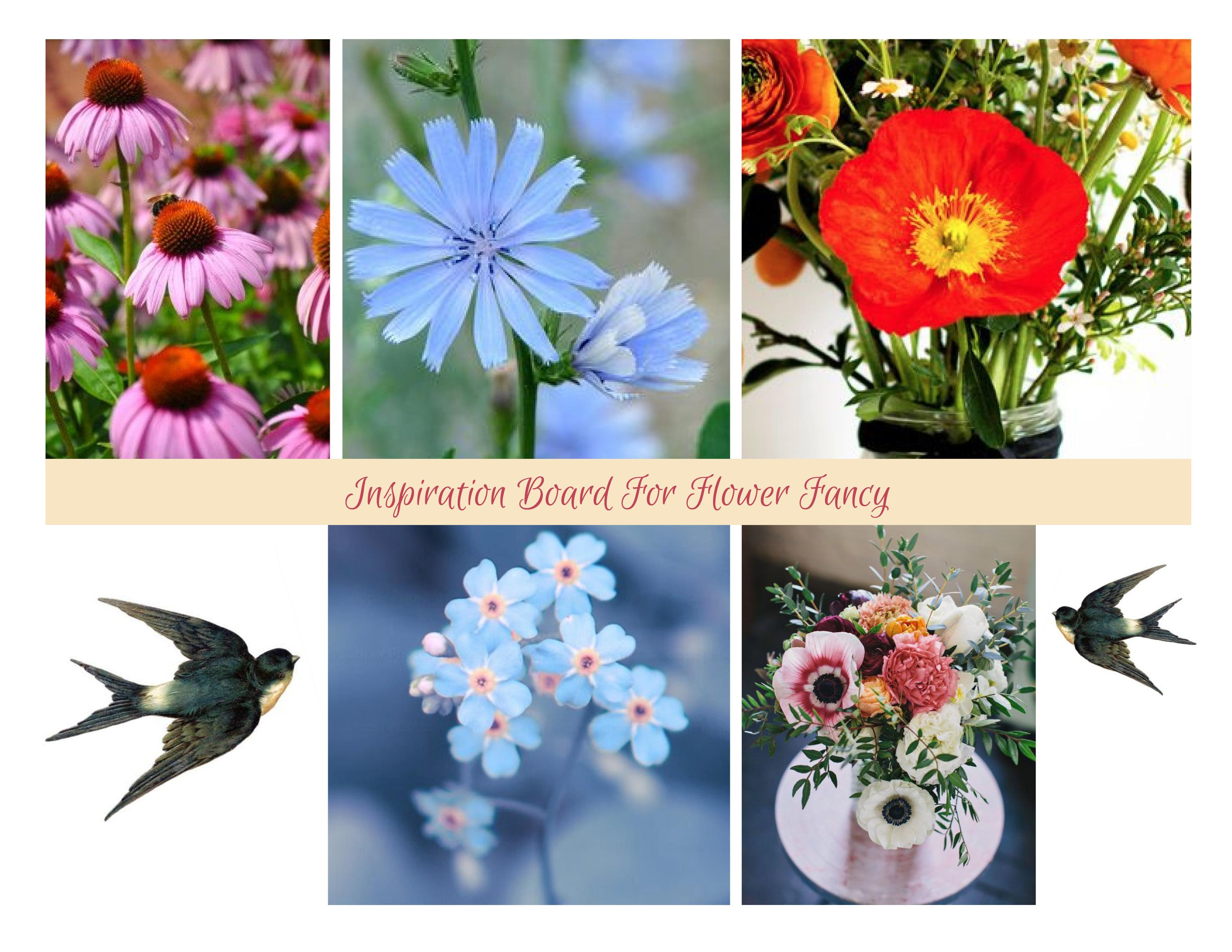 Flower Fancy Skillshare Projects