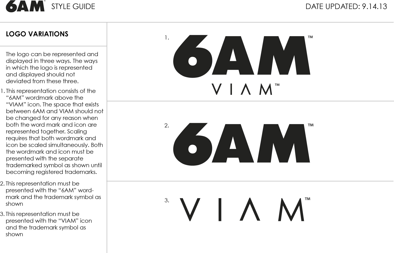 6am skillshare projects style guide buycottarizona Choice Image