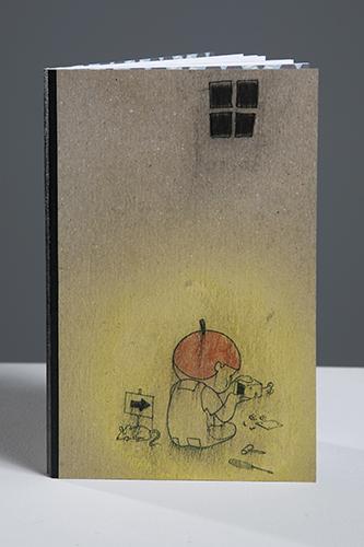 Apple Kid Notebook