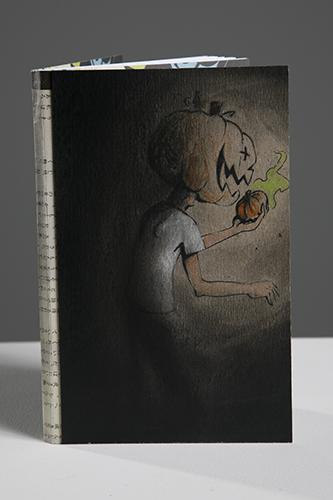 Trick or Trick Notebook