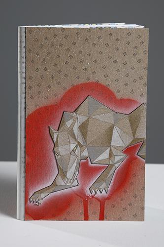 Diamond Dog Notebook