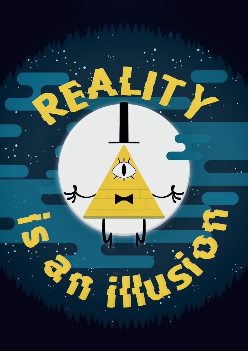 Bill Gravity Falls Fan Art