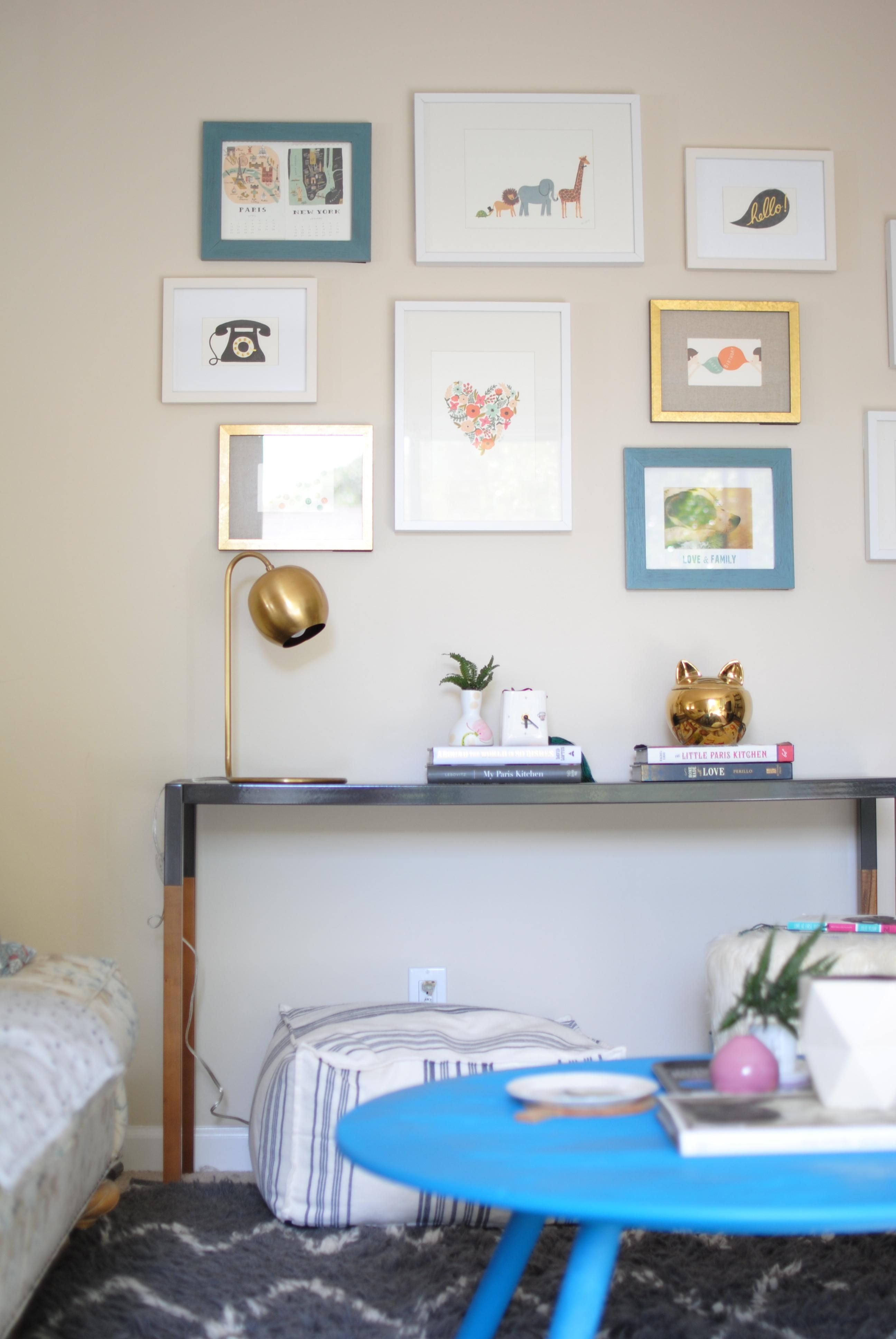 Danger\'s cozy little apartment - gallery wall   Skillshare Projects