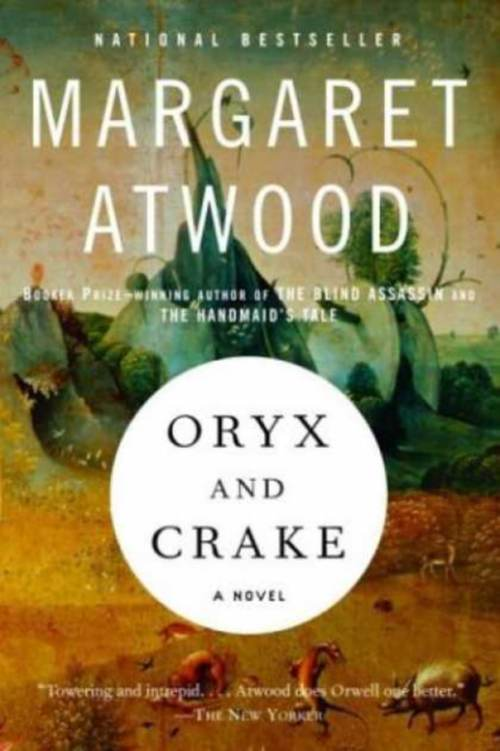 Oryx and Crake - Margaret Atwood | Skillshare Projects