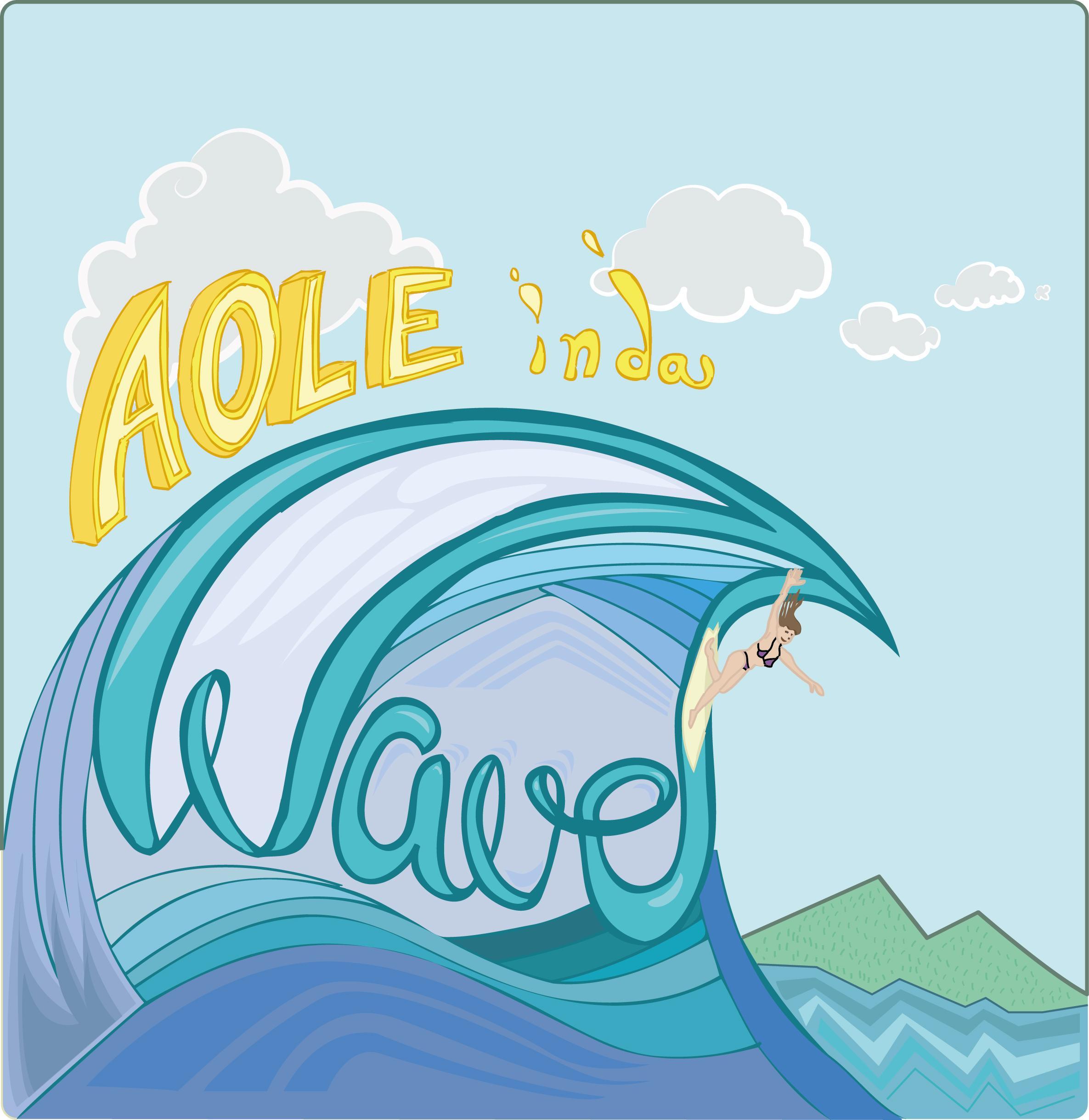 aole in da wave skillshare projects