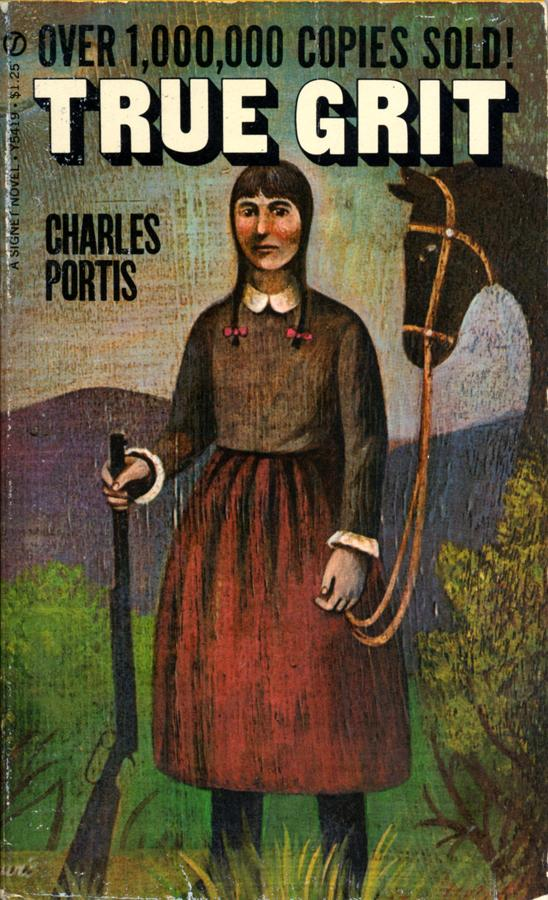 a focus on the character thomas cheney in charles portis novel true grit
