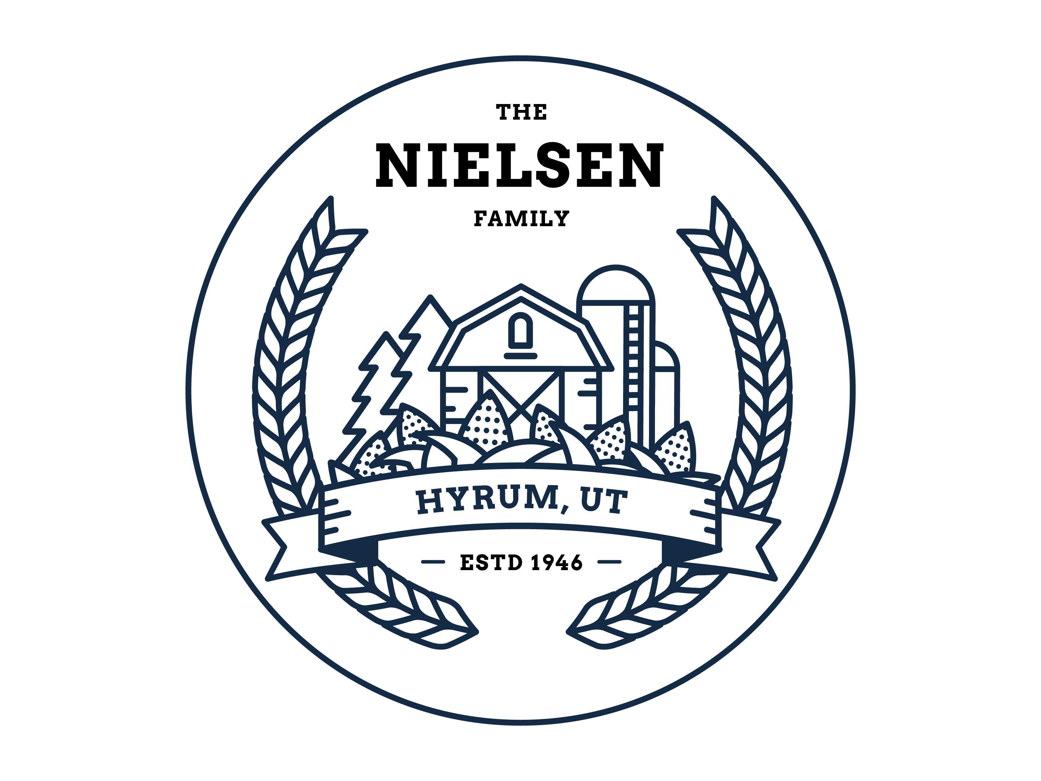 Nielsen Family Crest   Skillshare Projects